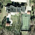 Gerald Wallace's House (Google Maps)