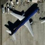 America West 'Nevada' special livery (Google Maps)