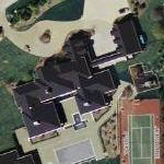 Jermaine O'Neal's House (Google Maps)
