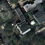 Nicolas Cage's House (former) (Google Maps)