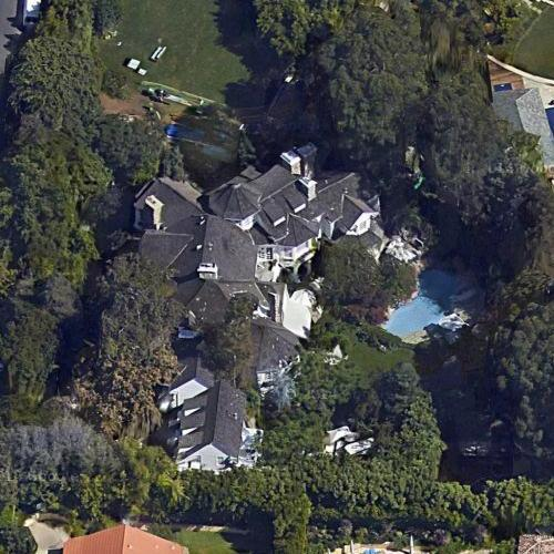 Adam Sandler's House i...