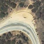 Dead Man Overlook (Mulholland Drive) (Google Maps)