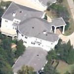 Brian Jordan's House (Google Maps)