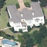 Chris Childs' Home (Google Maps)