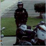 Motorcyce Police Officer