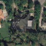 Tony Dungy's House (Google Maps)