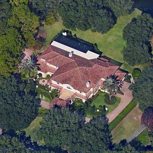 jon grudens house in tampa fl bing maps