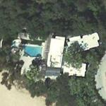 Demi Moore's House (Google Maps)