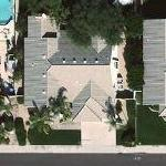 Shawn Marion's House (Google Maps)