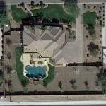 Antrel Rolle's House (Google Maps)