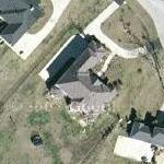 Andre Johnson's House (Google Maps)