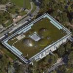 California Academy of Sciences (Google Maps)