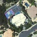 Shaquille o 39 neal 39 s house former in beverly hills ca 2 for Shaquille o neal s home