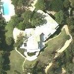 Jerry Weintraub's House (Google Maps)
