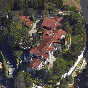 Lindsey Buckingham's House (former) (Google Maps)