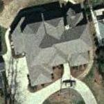 Tony Stewart's House (former) (Google Maps)