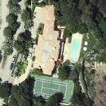 Magic Johnson's House (Google Maps)