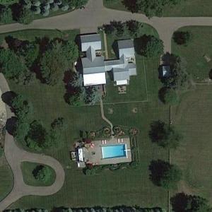 Kid Rock S House In Clarkston Mi Virtual Globetrotting