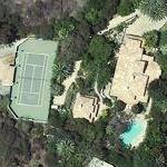 Sharon Stone's House (former) (Google Maps)