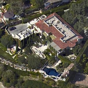 Lionel Richies House In Beverly Hills Ca Virtual