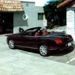 Bentley GTC (StreetView)