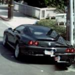 Ferrari 550 Maranello (StreetView)