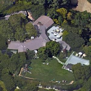 Ben Affleck & Jennifer Garner's House (Google Maps)