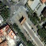 Arc de Triomf (Google Maps)