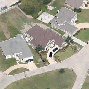 Lil' Wayne's House (Google Maps)