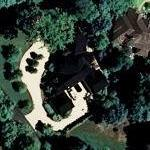 Larry Hughes' House (Google Maps)