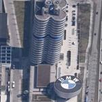 BMW Headquarters (Google Maps)