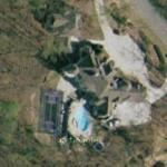 Jamal Anderson's House (Google Maps)