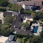Brad Pitt & Jennifer Aniston's House (former) (Google Maps)