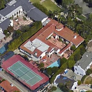 Agnes Moorehead's House (former) (Google Maps)