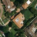 Peter Falk's House (Google Maps)