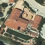 Tony Kanal's House (Google Maps)