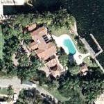 Alex Rodriguez's Home (former) (Google Maps)