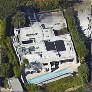 Keanu Reeves' House (Google Maps)