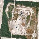 Centre d'Essais des Landes - French Missile Launch Site (Google Maps)