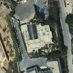 Johnny Mathis' House (Google Maps)