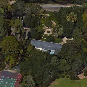 Dennis Miller's House (Google Maps)