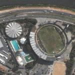 Canindé Stadium (Google Maps)