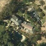 Britney Spears' Leased House (former) (Google Maps)