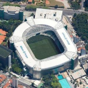 Allianz Parque (Google Maps)