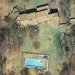 Paul Shaffer's House (Google Maps)