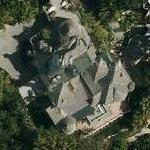 Johnny Depp's House (Google Maps)