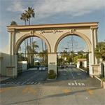 Paramount Pictures Main Entrance