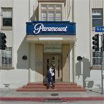 Paramount Pictures Gower Street Entrance