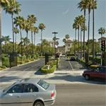 Paramount Pictures Bronson Gate (StreetView)