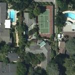 Amy Brenneman's House (Google Maps)